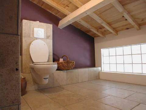 salles de bain pierre - toilette sur mesure